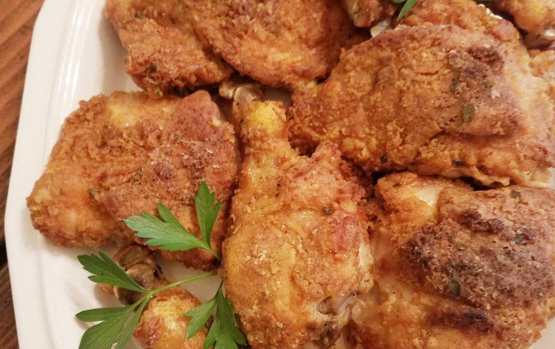FARMHOUSE COUNTRY FRIED CHICKEN