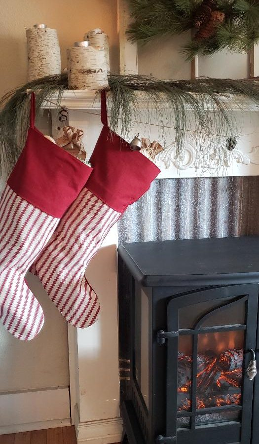 FARMHOUSE CHRISTMAS STOCKINGS & STUFFER IDEAS